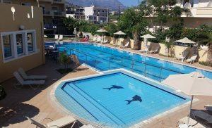 Sunny Bay Hotel, Kissamos