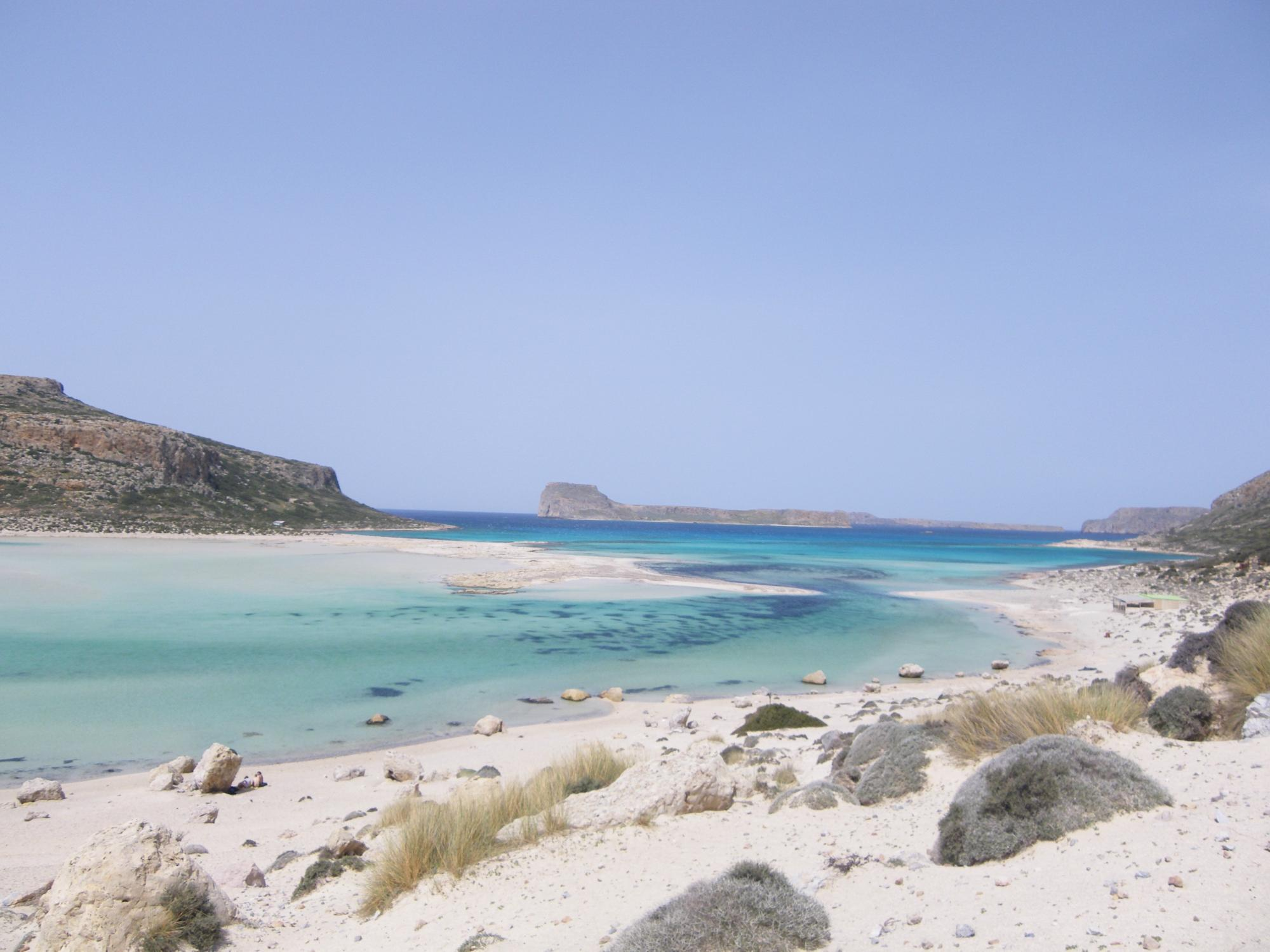Best time in Crete